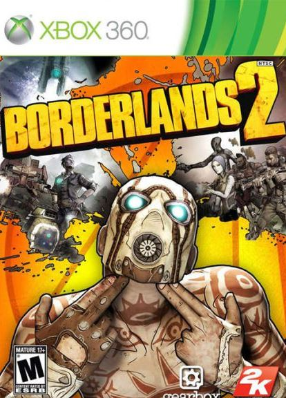 无主之地2(Borderlands 2) 中文版