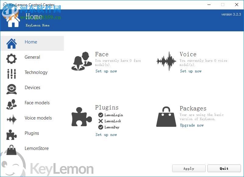 keylemon 破解版|KeyLemon(人脸识别开机软件