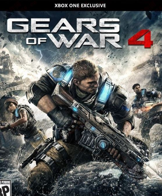 战争机器4(Gears of War 4) 1.0 pc正式版