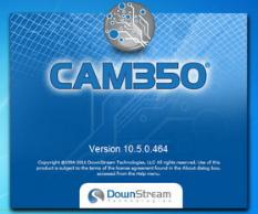 CAM350 10.5.0.464 完美精简中文版 免费版