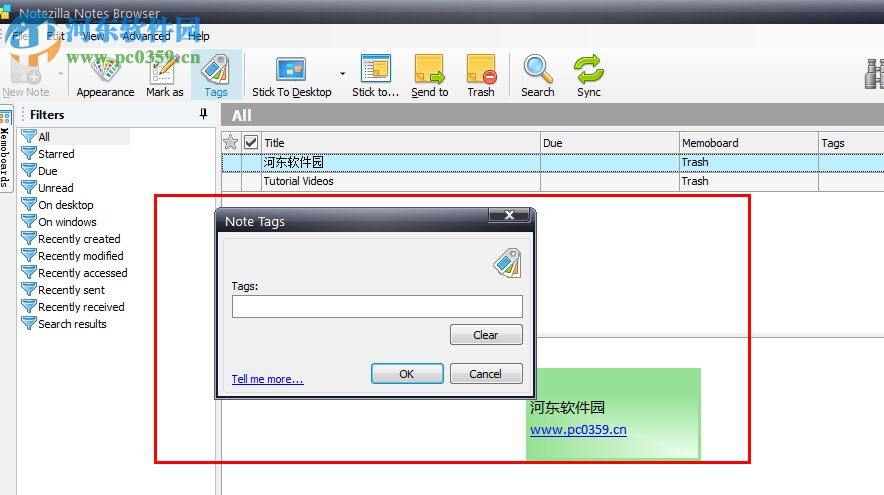 NoteZilla(桌面便签) 8.0.28 免费版