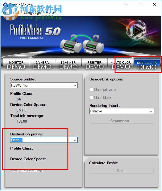 profilemaker下载(色彩管理软件) 5.0.10 中文绿色版