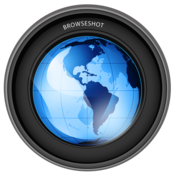 BrowseShot for Mac(网页截图工具) 1.0