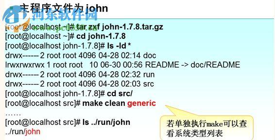John the Ripper开源密码查看器 1.7.9 免费版