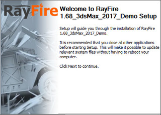 RayFire下载(3DMax超级破碎特效插件) 1.7.1 免费版