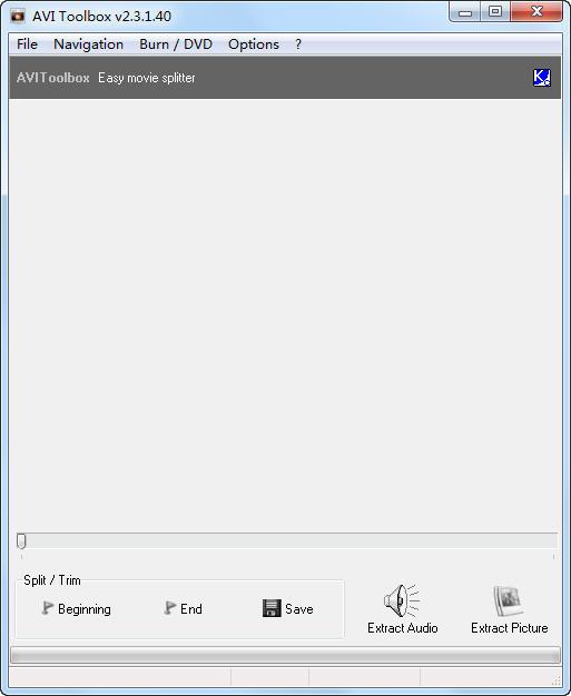AVI Toolbox(avi视频剪辑软件) 2.8.1.61 官方特别版
