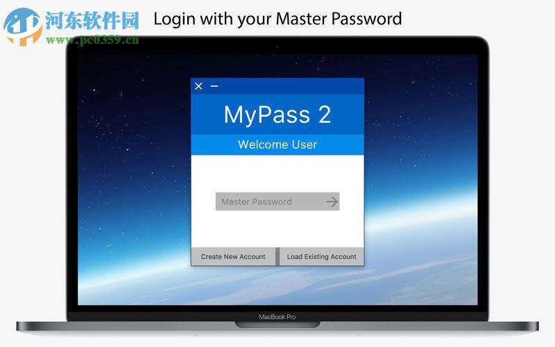 MyPass 2 for mac(密码管理工具) 2.0 官方版
