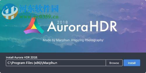Aurora HDR 2018下载(附注册机) 1.0.1.682 免费版
