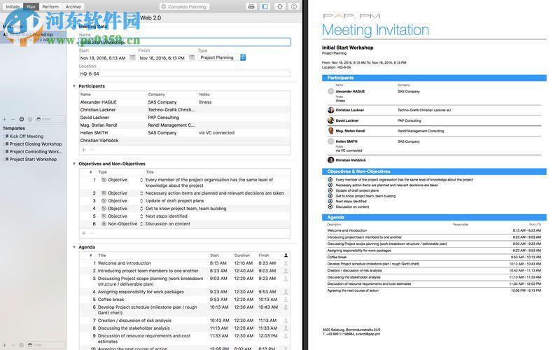 iMeetingX for mac(远程会议视频系统) 1.1.4 官方版