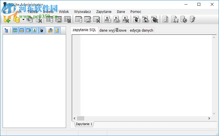 sqlite编辑器汉化版(SQLite Administrator) 0.8.3.3 中文绿色版