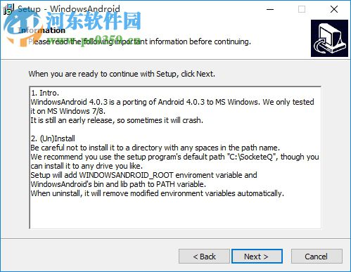 windows android模拟器下载 4.0.3 官方最新版