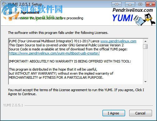YUMI(多引导多系统USB启动盘) 2.0.6.2 免费版