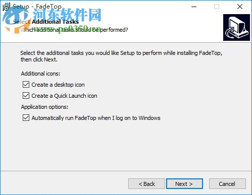 FadeTop下载(定时休息提醒) 3.1.0.167 官方版