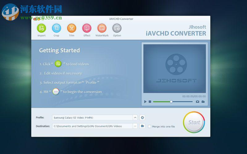 iAVCHD视频转换器for Mac下载 2.1.1 官方版