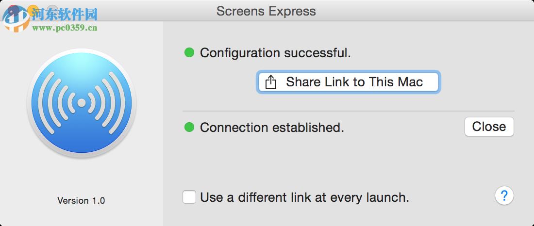Screens Mac 版下载 4.6.7 官方版