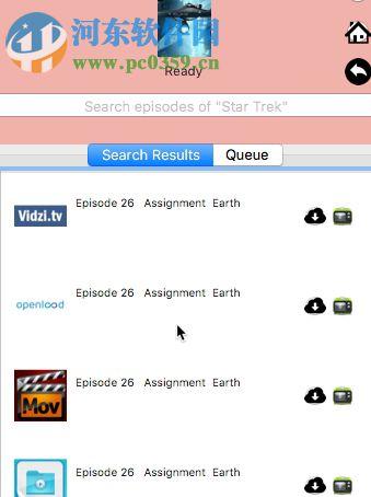 WatchMe for mac下载(电视插曲搜索软件) 2.0.1 官方版