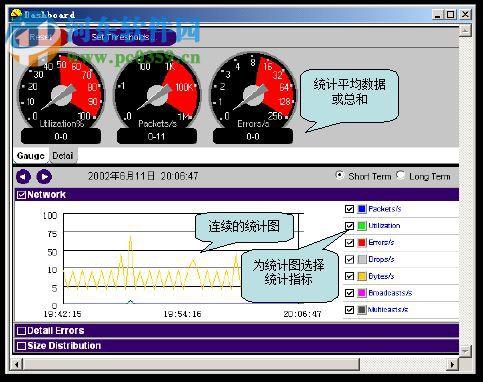 Sniffer Pro破解版(协议分析软件) 5.2 汉化版