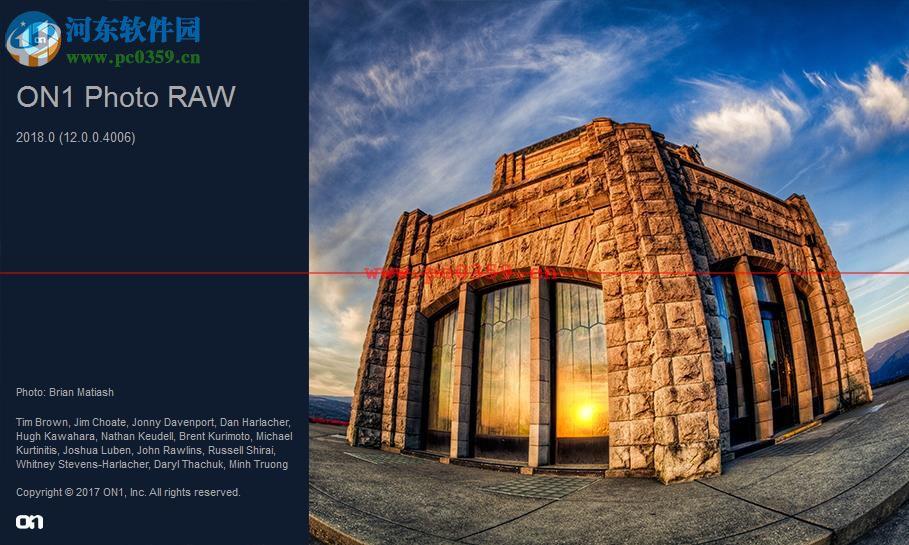 ON1 Photo RAW 2018下载 12.0.0.4006 破解版