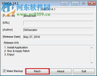 simca 14.1下载(多元变量统计分析软件) 附破解安装教程