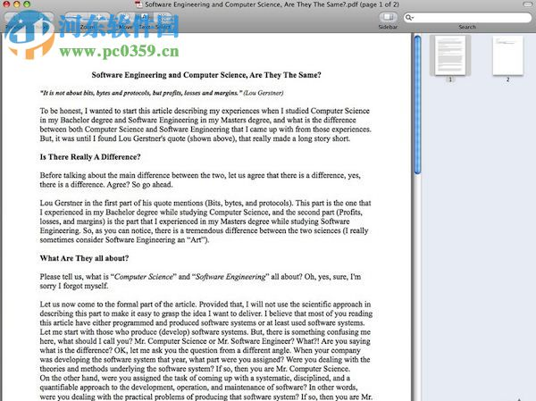 adobe acrobat reader for mac下载 17.012.20098 免费版