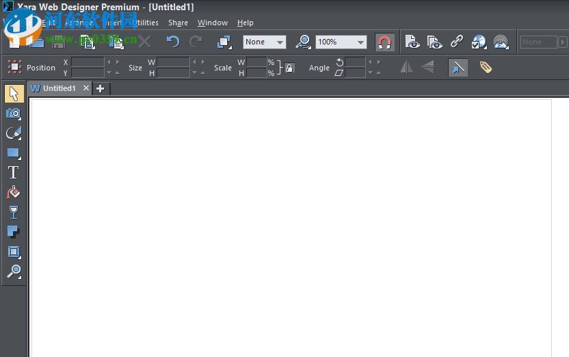 xara web designer premium(网页设计制作工具)