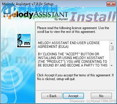 Melody Assistant下载(音乐作曲软件) 7.8.0d 免费版