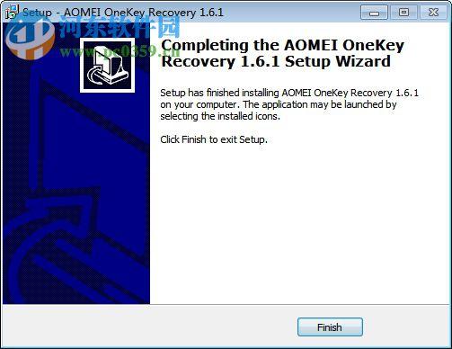AOMEI Onekey Recovery Pro下载(傲梅一键恢复) 1.6.1 专业版