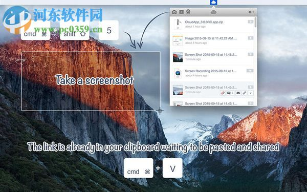 CloudApp for Mac下载(云服务软件) 4.3.3 官方版