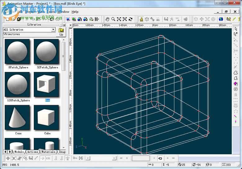 Hash Animation Master(3D动画制作软件) 19.0d 64位 破解版