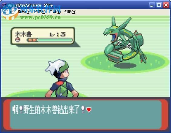 口袋妖怪绿宝石 386