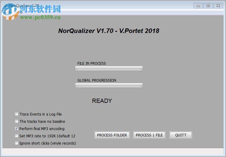 NorQualizer(多媒体自适应均衡器) 2018 绿色免费版
