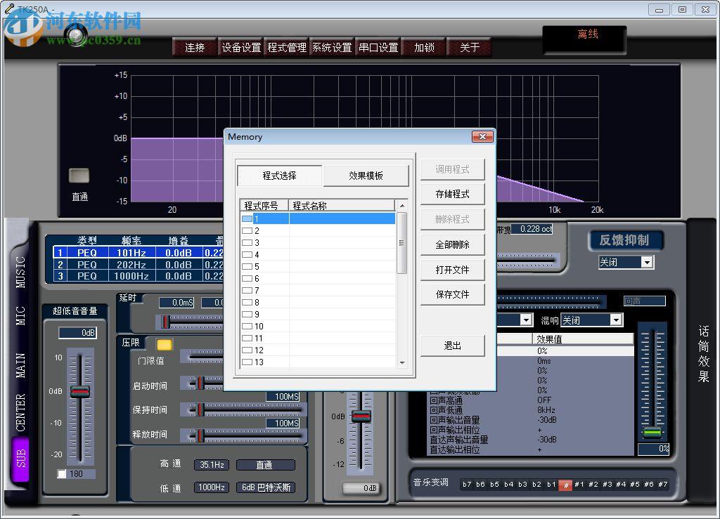 6,系统设置包括了红外线遥控编码,扩展串口通讯协议,系统配置信息等