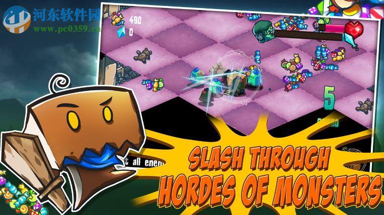 该作的背景设置在了一个充满危险和激烈战斗的世界中,玩家在游戏中