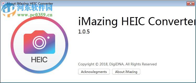 iMazing HEIC Converter(HEIC转换器)