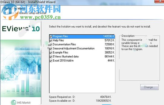 IHS EViews 10破解补丁