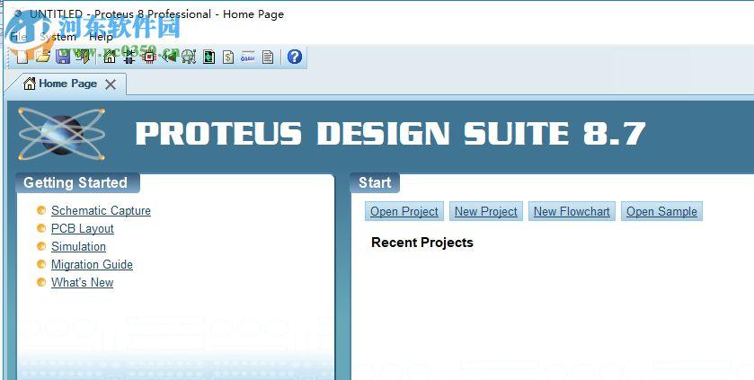 Proteus 8.7下载 破解版