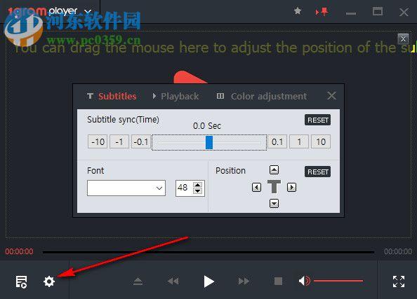 1gram Player(视频播放器)