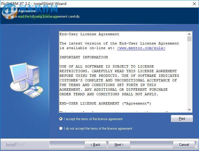 mentor graphics flotherm xt 3.2下载 64位破解版