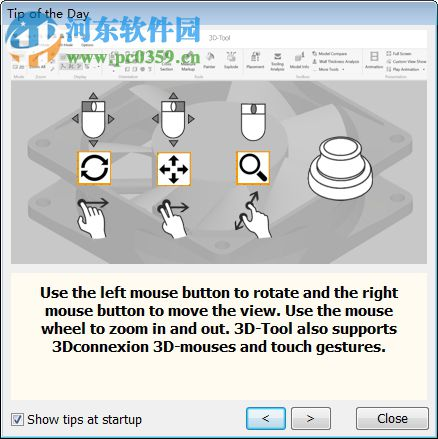 3D-Tool Free Viewer(3D-Tool免费看图工具) 13.11 破解版