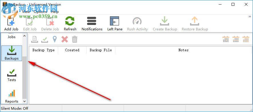 IvyBackup(轻量级备份工具) 2.8.3 官方版