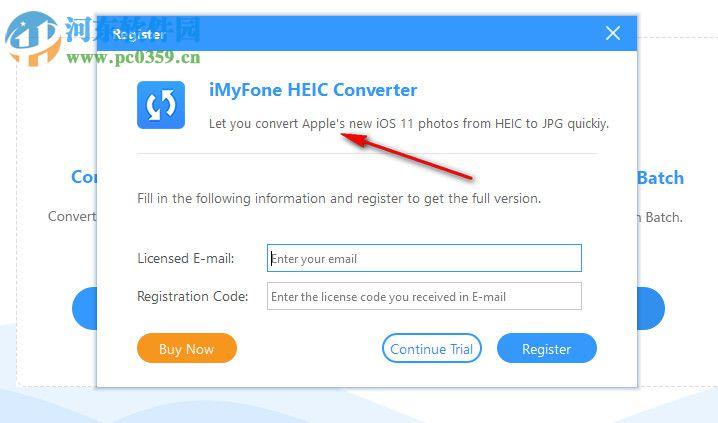 iMyFone Free HEIC Converter(HEIC格式转换器) 1.2.0.0 官方版
