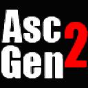 ASCII Generator(图片转ASCII字符画) 2.0.0.1 绿色中文版