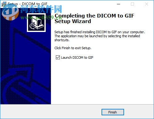 DICOM to GIF(图像格式转换工具) 1.10.5 免费版