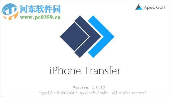 Apeaksoft iPhone Transfer(苹果手机数据传输软件) 1.0.20 破解版