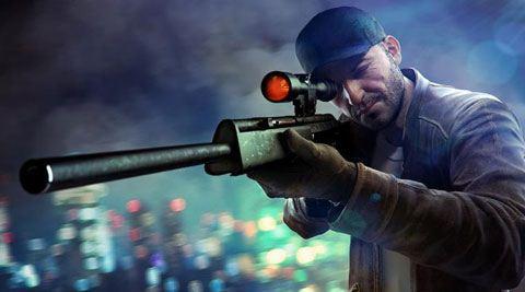 狙击猎手(1)