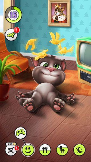 我的汤姆猫无限金币钻石版(1)
