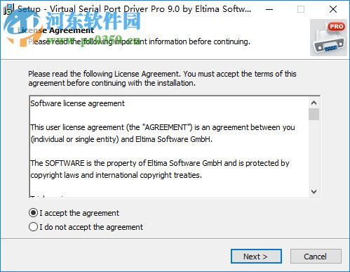 Virtual Serial Port Driver Pro下载(虚拟串口驱动程序) 9.0.270 官方版