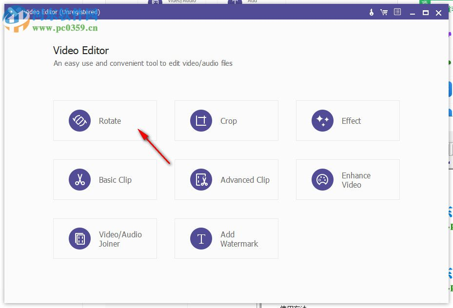 Apeaksoft Video Editor(视频编辑器)