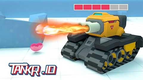 坦克进化大作战(1)