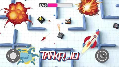 坦克进化大作战(3)